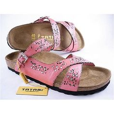 Birkenstock Tatami....I just had to throw these in!