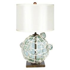 Check out this item at One Kings Lane! Neptune Table Lamp m  Beach house