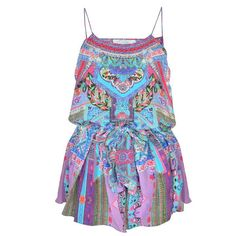 Camilla | Shoestring Playsuit