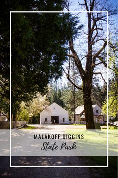 Malakoff Diggins State Park, Nevada City, learn about mining in the historic North Bloomfield Ghost Town, check out the historic cemetery and go for a hike. City Events, Local Events, Grass Valley, Nevada City, California Travel, Northern California, Ghost Towns, Historical Sites, State Parks