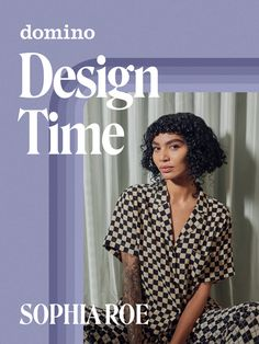 Tune in to this week's Design Time episode featuring chef and advocate Sophia Roe We The People, Color Inspiration, Shades, How To Make, Design, Wall, Life, Walls