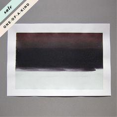 One·of·a·kind print / 'SHEET #5'