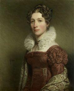 Jacoba Vetter  ca. 1816-37  Charles Howard Hodges