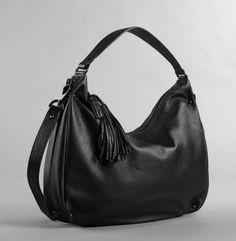 Tasselation Hobo Bag