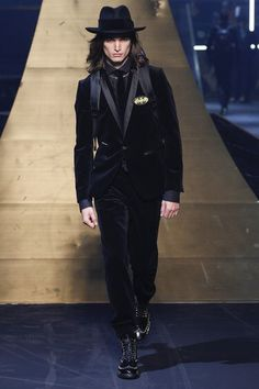 Philipp Plein Fall 2016 Menswear Fashion Show Collection