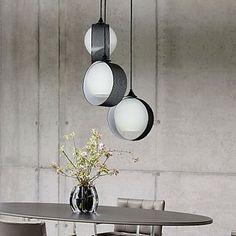 Modern Artistic 3 Lights Pendant In Planet Shape – USD $ 89.99