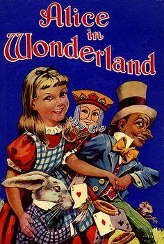 Alice In Wonderland book ,