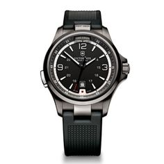 Men's Journal approved! The Swiss Army Night Watch: Victorinox Night Vision Watch