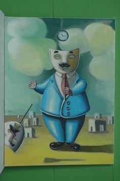 Alejandra Salgado Kunst Argentinische Surrealism