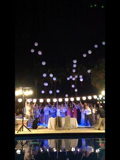 Led baloons
