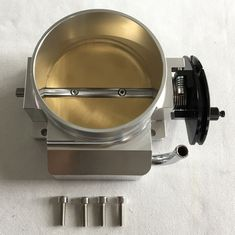 102mm Aluminum Throttle Body For Gm 3 Ls1 Ls2 Ls3 Ls6 Ls7 Lsx Replacement Bolt #UnbrandedGeneric