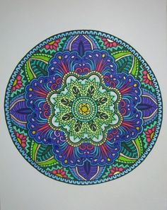 Customer Image Gallery for Mystical Mandala Coloring Book (Dover Design Coloring Books)