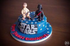 Bolo Personalizado Star Wars