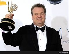 Eric Stonestreet   #Emmys - Outstanding Supporting Actor in a Comedy Series, Modern Family