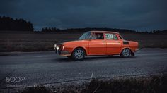 1974 Skoda 110 L by biscuit13 with automotiveretroautocaroldtransportationvintagecarsroadraceracingclassicrallyautomobileskoda