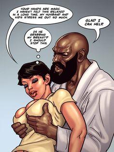 Cuckold (interracial comics)