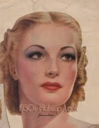 30's makeup - Pesquisa Google