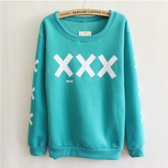 [Magic] big XXX front and sleeve specail printed cotton hoodies for women warm well fleece inside sweatshirt women 5 color free-in Hoodies & Sweatshirts from Women's Clothing & Accessories on Aliexpress.com | Alibaba Group