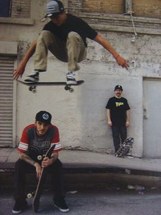 I will never get too old to not be in awe of skater boys.