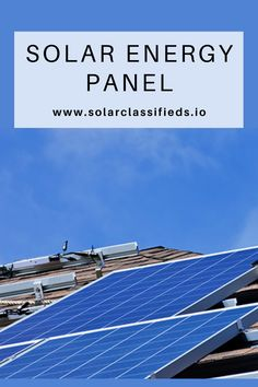 Solar is great for the environment, using Solar energy means you are utilizing zero emission electricity and shrinking your carbon footprints. .... #Solar #Solarpanel #solarpanelenergy #solarlights #solarpower #solarhome #solarideas #solarpowerhouse #solarpanelsforhomediy #solarenergyprojects #solarsystemprojects #solarproject #outdoorsolar #ideasforsolarlights #solarlights #solarlightideas #solaroutdoor #solarenergyforhome #sun #Solarclassifieds Solar Energy For Home, Solar Energy Panels, Solar Panels For Home, Solar System Projects, Solar Energy Projects, Backyard Solar Lights, Solar Equipment, Solar House, Solar Power