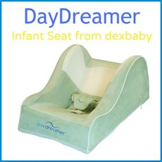 Awesome #Giveaway from DayDreamer Infant Seat/Napper from DexBaby #BabyGuide2014