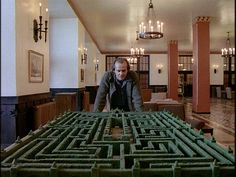 The Shining (Stanley Kubrick, 1980).