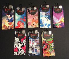 Primark Disney Cartoon Socks One Size Disney Princess, Minnie Mouse and More