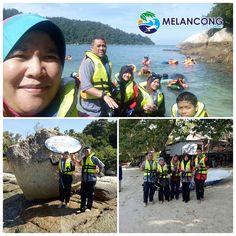Cik Puan Norsiah dan keluarga bercuti di Pangkor Coral Bay Resort. Terima kasih kerana sudi berkongsi percutian anda sekeluarga.