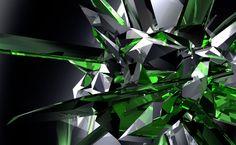 Emerald HD Wallpaper