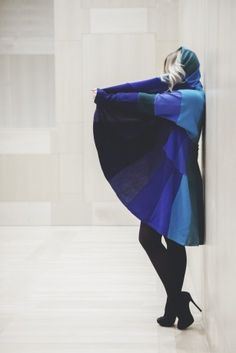 Coola Woola | PERFECT BLUE