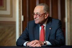 Democrats may move forward on coronavirus aid without Republicans: Schumer Cult Of Personality, John R, Republican Senators, Working Class, Presidential Election, How To Raise Money, Getting Things Done, Moving Forward
