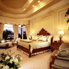 Allabastro Designs- Master Bedroom
