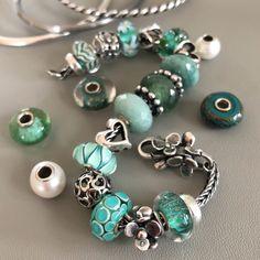 Pandora Jewelry OFF! New Pandora Charms, Pandora Beads, Pandora Bracelets, Pandora Jewelry, Beaded Bracelets, Charm Bracelets, Diy Jewelry, Jewelery, Jewelry Making