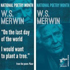 W.S. Merwin