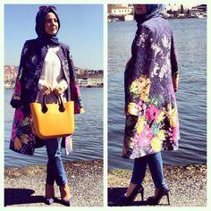 turkish hijab style tutorial