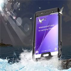 SK-804 4 Defence IP68 WaterProof Case Shockproof Protective Hard Cover for Samsung Galaxy S7 Edge  Worldwide delivery. Original best quality product for 70% of it's real price. Buying this product is extra profitable, because we have good production source. 1 day products dispatch from...
