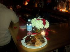 Food taste better with purh20 natural spring water.  87767775173 get yours.