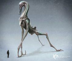 CAMELOPARDALIS by KENBARTHELMEY on DeviantArt