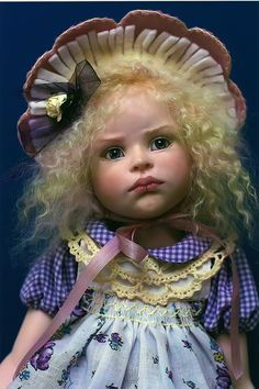 Dale Zentner Dolls at the Dollery