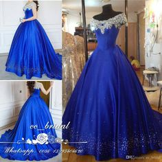 Cinderella Ball Gown Quinceanera Dresses Debutante Crystal 2017 New Puffy Prom Gowns Beads Royal Blue Masquerade Pageant Vestidos De 15 Anos Quinceanera Dresses 2012 Quinceanera Dresses For Little Girls From Cc_bridal, $140.07| Dhgate.Com