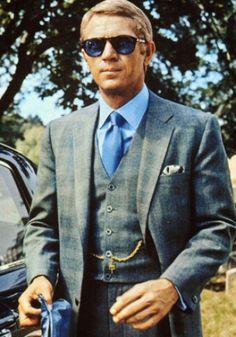 Steve McQueen #gentleman