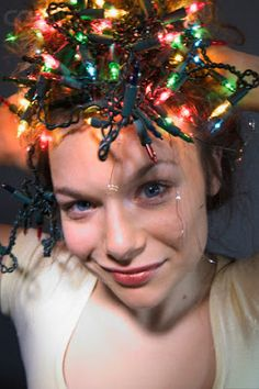 Girls Hairstyles for Christmas 2013
