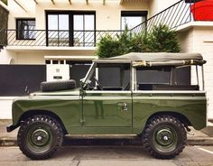 Land Rover Series 2a RG