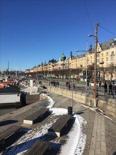 ~ Strandvägen - Stockholm, Sweden | http://perkamperin.com/