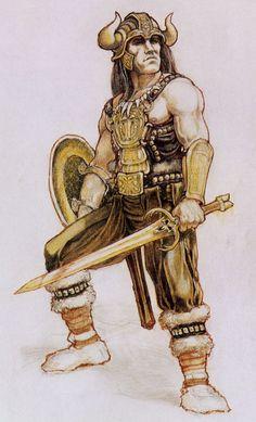 Conan - Ron Cobb
