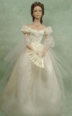 doll Empress Elisabeth of Austria