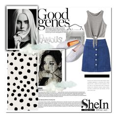 """""""SheIn"""" by smajicelma ❤ liked on Polyvore featuring Marc Jacobs, Keds, Witchery, PBteen, Sheinside and shein"""
