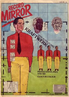 Kraftwerk on Record Mirror 1978