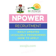 Npower Recruitment 2017