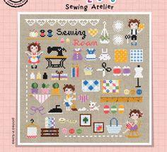 Modern cross stitch patterns cross stitch charts and por sewsewnsew